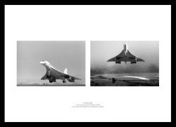Concorde First & Last Flights Photos