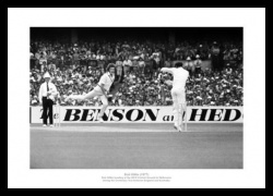 Bob Willis Photo - England Cricket Legends Print Memorabilia