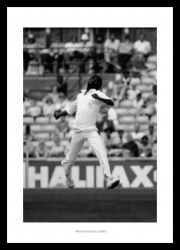 Michael Holding Photo - West Indies Cricket Legends Print Memorabilia