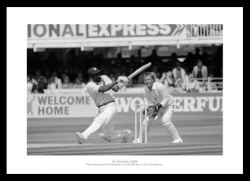Viv Richards Photos - West Indies Cricket Legends Print Memorabilia