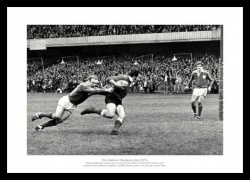 Gareth Edwards Memorabilia - 1971 Wales Grand Slam Rugby Photo