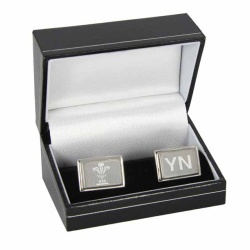Wales Rugby Personalised Engraved Club Cufflinks