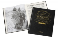 WW1 Pictorial Edition Historic Newspaper Memorabilia Book