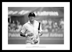 Geoff Boycott Photo - England Cricket Legends Print Memorabilia