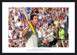 Kevin Pietersen Photo - 2005 Ashes 5th Test Test Cricket Memorabilia