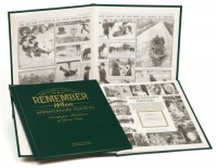 Anniversary Edition - Personalised Historic Newspaper Book