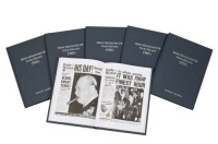 Personalised Decade Historic Newspaper Memorabilia Book