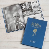 Your Life in Pictures - Personalised Historic Newspaper Photo Book
