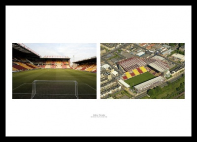 Bradford City Valley Parade Stadium Photo Memorabilia