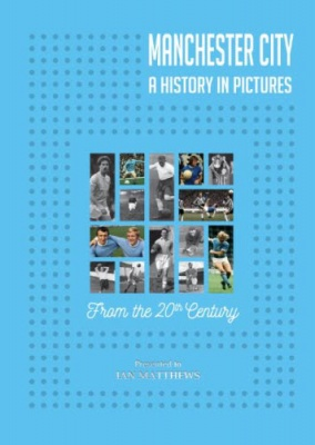 Manchester City - A History in Pictures Personalised Book