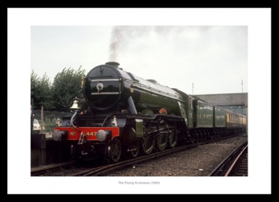 Steam Train Legends -  The Flying Scotsman