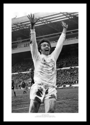 West Bromwich Albion Legend Jeff Astle 1970 Photo Memorabilia