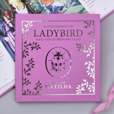 Personalised Ladybird Princess Collection
