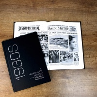 The 1930s - News of the Decade Personalised Hardback Book
