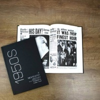 The 1950s - News of the Decade Personalised Hardback Book
