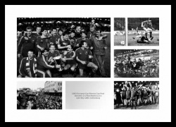 Aberdeen FC 1983 European Cup Winners Cup Final Photo Montage