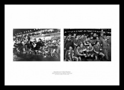 Aberdeen 1983 European Cup Winners Cup Photo Memorabilia