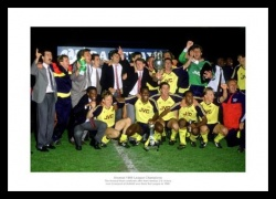 Arsenal FC 1989 League Champions Team Photo Memorabilia