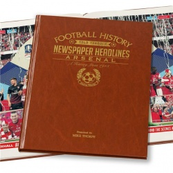 Personalised Football Books