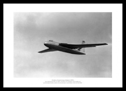 Vickers Armstrong Valiant Bomber Photo