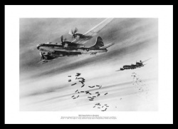 B29 Superfortress Bomber 1945 World War 2 Photo