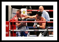 Carl Froch v George Groves 2014 World Title Boxing Photo Memorabilia