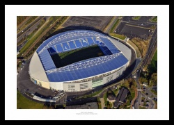 Brighton Amex Stadium Aerial Photo Memorabilia