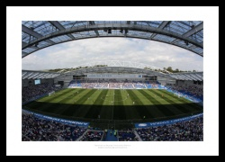 Brighton & Hove Albion Amex Stadium Photo Memorabilia