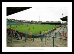The Goldstone Ground 1996 Historic Photo Memorabilia