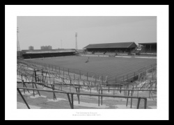 The Goldstone Ground Brighton & Hove Albion Photo Memorabilia