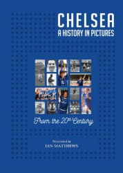 Chelsea FC - A History in Pictures Personalised Book