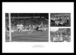 Coventry City 1987 FA Cup Final Photo Memorabilia