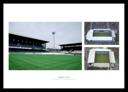Highfield Road Stadium Coventry City Historic Photo Memorabilia
