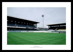 Highfield Road Stadium Coventry City Photo Memorabilia