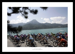 Tour de France - Gap to L'Alpe D'Huez Photo Memorabilia