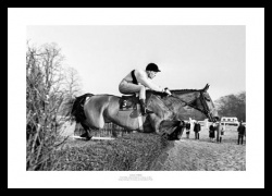 Arkle 1965 King George V1 Chase Horse Racing Photo Memorabilia