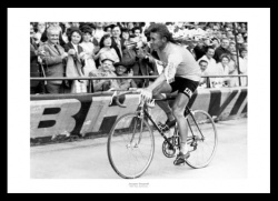 Jacques Anquetil 1961 Tour de France Photo Memorabilia