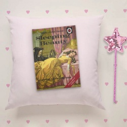 Personalised Sleeping Beauty Ladybird Classics Book