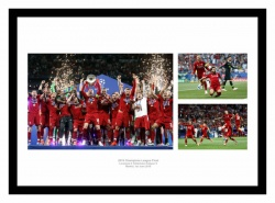 Liverpool FC 2019 Champions League Final Photo Memorabilia