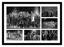 Liverpool FC Champions of Europe 1977-2019 Photo Memorabilia