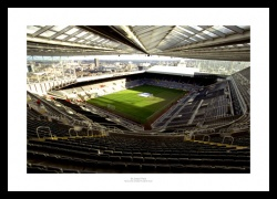 Newcastle United St James Park Stadium Photo Memorabilia