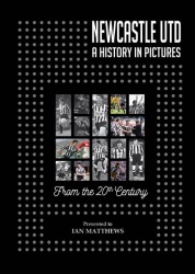 Newcastle United - A History in Pictures Personalised Book