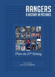 Rangers FC - A History in Pictures Personalised Book