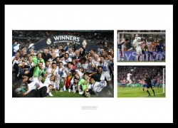 Real Madrid 2014 Champions League Final Photo Memorabilia