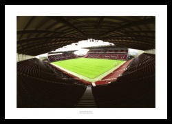 Stoke City Football Stadium Photo Memorabilia