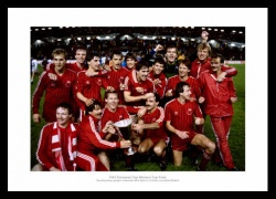 Aberdeen 1983 European Cup Winners Cup Final Photo Memorabilia