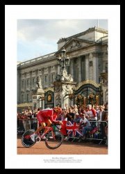 Bradley Wiggins 2007 Tour de France  Photo Memorabilia