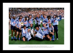 Coventry City 1987 FA Cup Final Team Photo Memorabilia