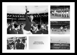 England 1966 World Cup Final Photo Memorabilia