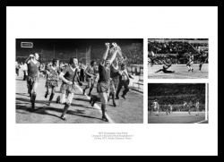 Liverpool 1977 European Cup Final Photo Memorabilia